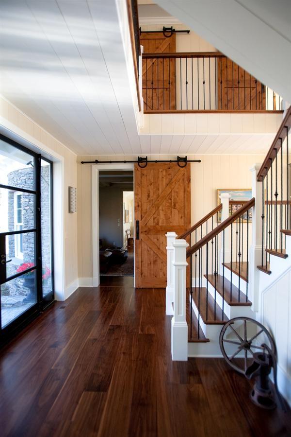 Lots of light and dark wood floors