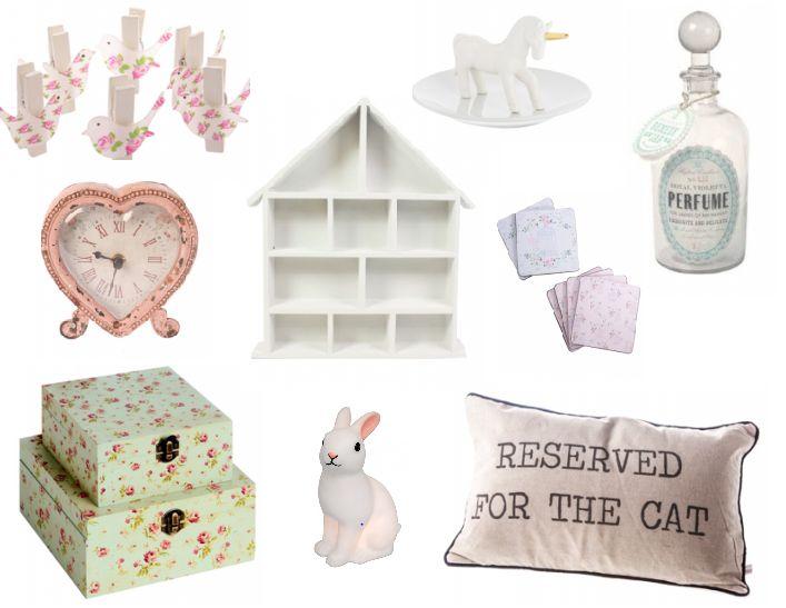 Sweet Dreams: Themed Wishlist #14: Gifts & Pieces Wishlist