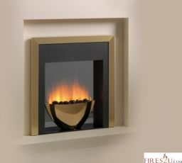 The new Flamerite Sonata 2 LED  is an inset electric fire is available at Fires2u.com at this great price! This Flamerite electric fire comes with a Radia Flame 3D picture which produces a strong and radiant flame image with a deep fuel reflection