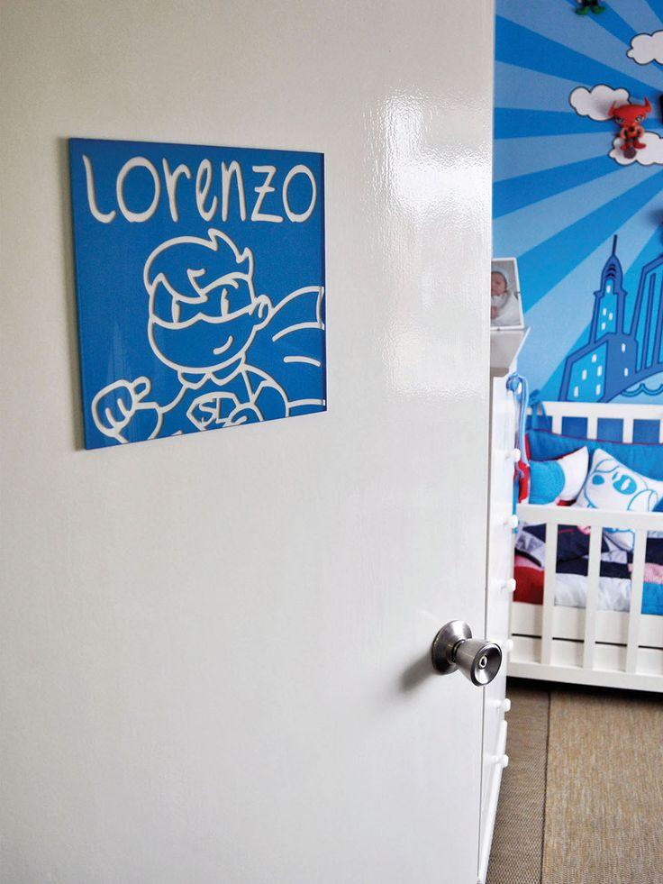 ¡Super Lorenzo nos abre la puerta a un mundo de aventuras heroicas!