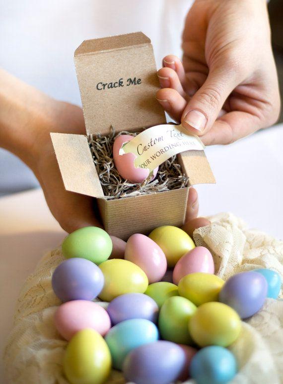 Crack Me! Pregnancy Announcement - Gender Reveal - Baby Shower Invitation Tiny Egg - Custom - Girl - Boy - Unique Fall Autumn Christmas