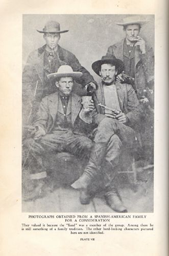 the story of billy the kid Born henry mccarty in new york city, billy the kid committed his first act of  murder  welcome to stuff you missed in history class from howstuffworks com.