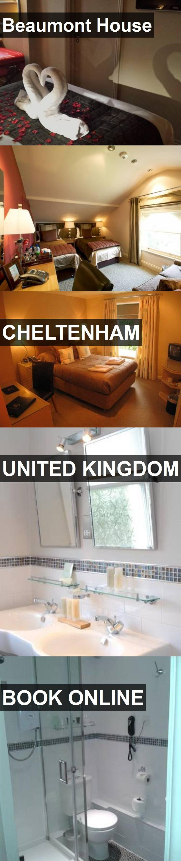 Hotel Beaumont House in Cheltenham, United Kingdom. For more information, photos, reviews and best prices please follow the link. #UnitedKingdom #Cheltenham #travel #vacation #hotel