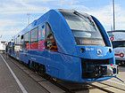 Alstom is to supply 14 hydrogen fuel cell multiple-units to Niedersachsen transport authority LNVG, with options for 33 more.