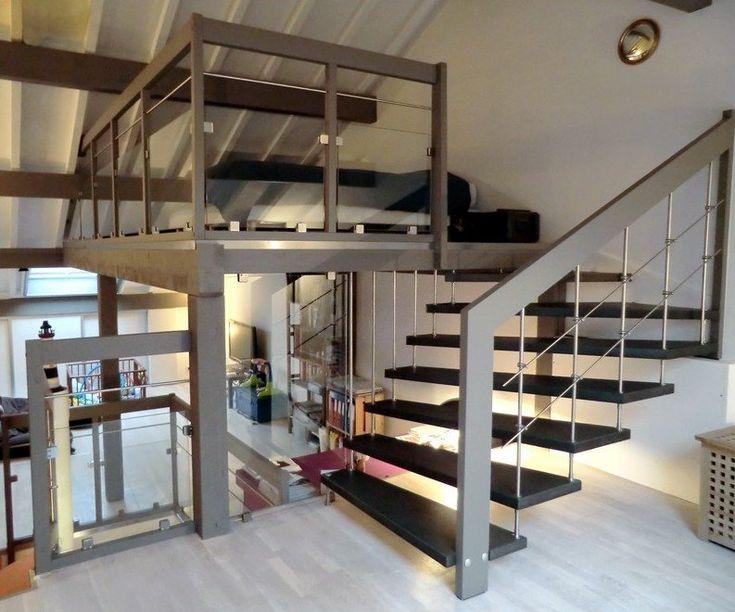 Escalier en beton - Liens et informations sur les escaliers beton