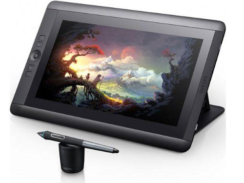 awesomedigitalart:  Wacom Cintiq 13HD Interactive Pen Display... #LoveArt - #Art #LoveArt http://wp.me/p6qjkV-75Z