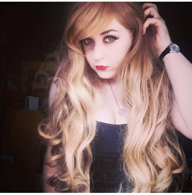 @_amsos Is totally cute in Lush style: Fawn  #lushwigsfawn #lushwigs #wig #lushhair  In stock now at Lushwigs.com (link in bio)