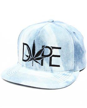 Dope Smoke Snapback by DOPE @ DrJays.com