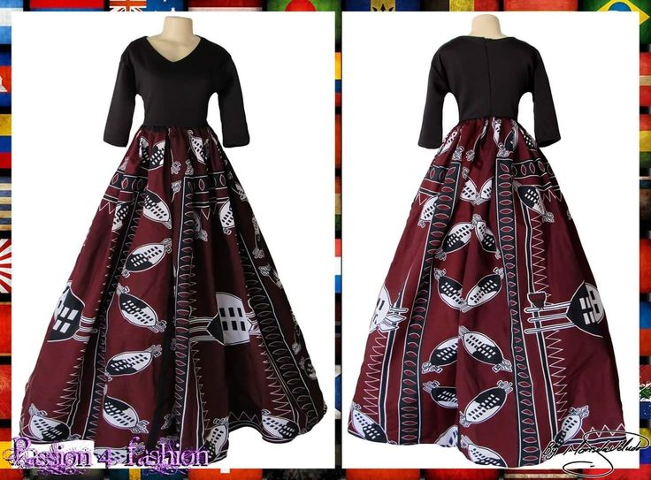 Maroon and black Swati maxi dress with volume, 3/4 sleeves and a V neckline. https://goo.gl/lYvxcL Marisela Veludo #mariselaveludo #passion4fashion #traditionaldress #traditionalwear #swatidress  #maroonswatimaxidress