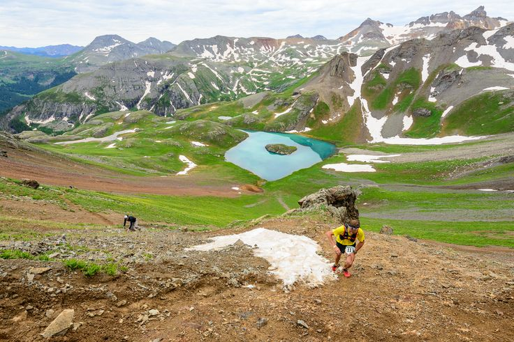 Runner Adam Campbell Survives Lightning to Take 3rd at Colorado's Hardrock 100