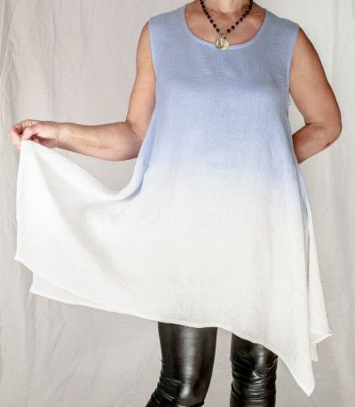 Handmade Ombre Tunic | Faboo Fashion