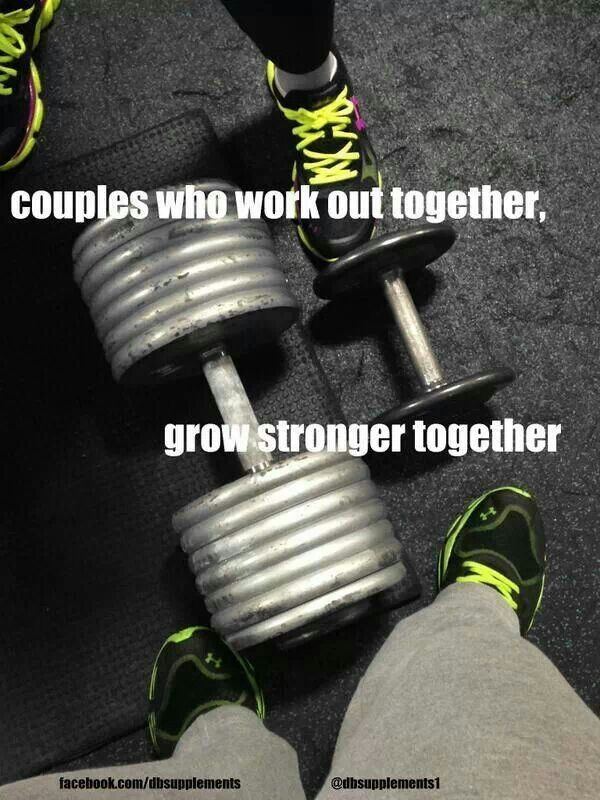 fitness, couples, workout