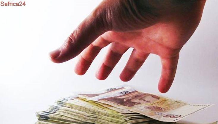 Corruption in SA, never again