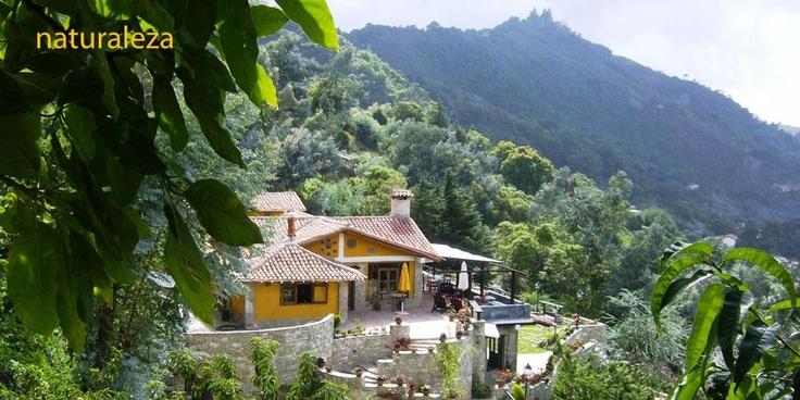 La casa   La Plazita de Galipán - Venezuela