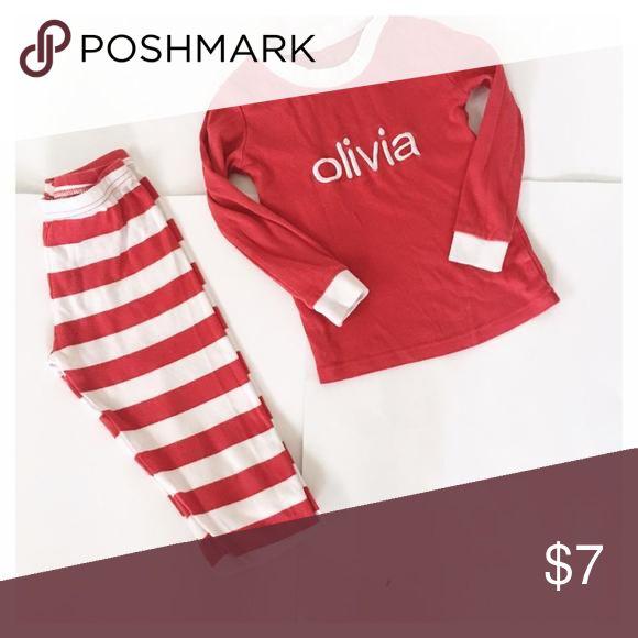 New listing 🎉Custom PJs🎉 Olivia custom pjs  EUC Dresses
