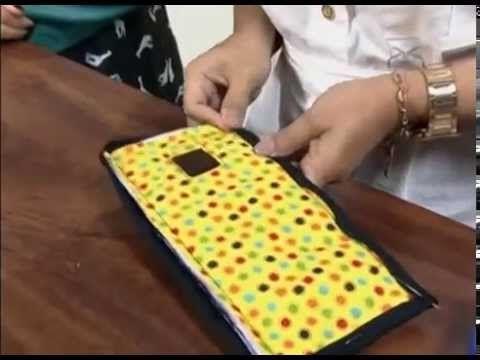 Porta carregador de celular Karina Morgado e Tati no Mulher.com - YouTube