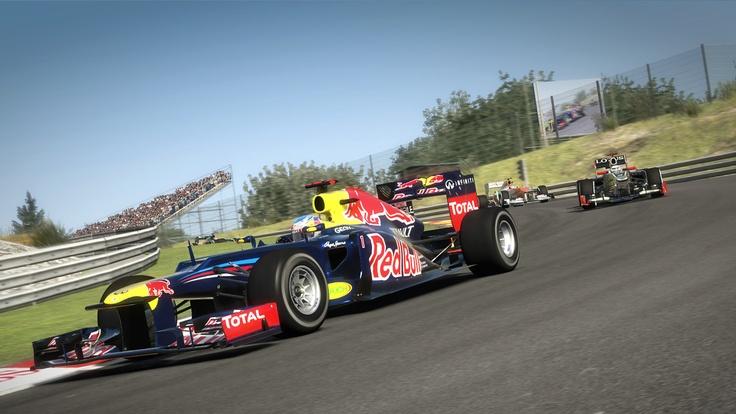 F1 2012 - Spa