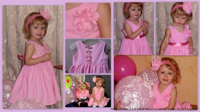 Торт-платье (МК)