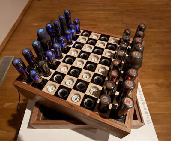 12 Bad-Ass Chess Sets | Cool Material