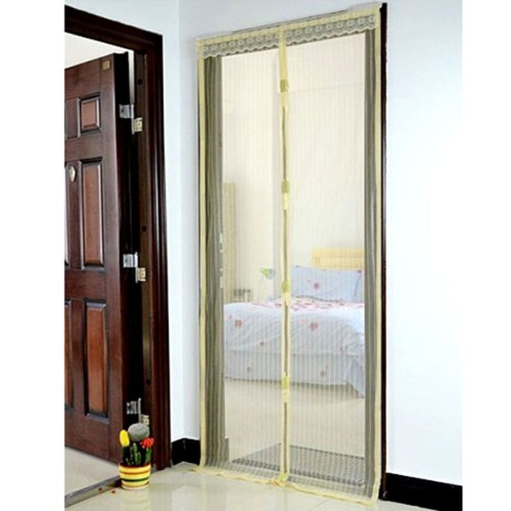 Best 25 magnetic screen door ideas on pinterest dog for French door magnetic screen