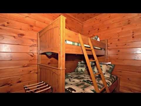 Gatlinburg Vacation Rental | Happily Ever After | Gatlinburg Falls | Cabin Rental on iTrip.net