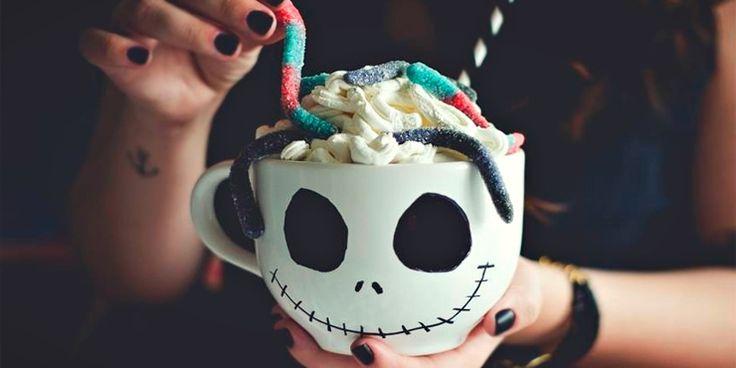 Snacks con los que te tienes que consentir este Halloween