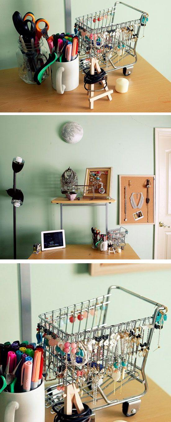 23 Creative Ways To Organize Your Jewelry   Closet ...