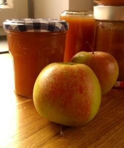 Bratapfel-Marmelade *