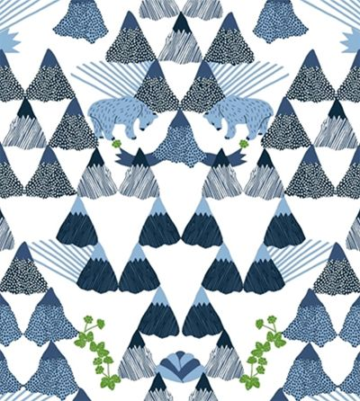 print & pattern: FABRICS - the swedish fabric company