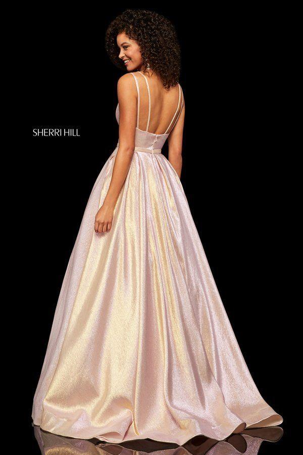 3cc3d564cf4 Sherri Hill Style 52755 Designer Prom Dresses