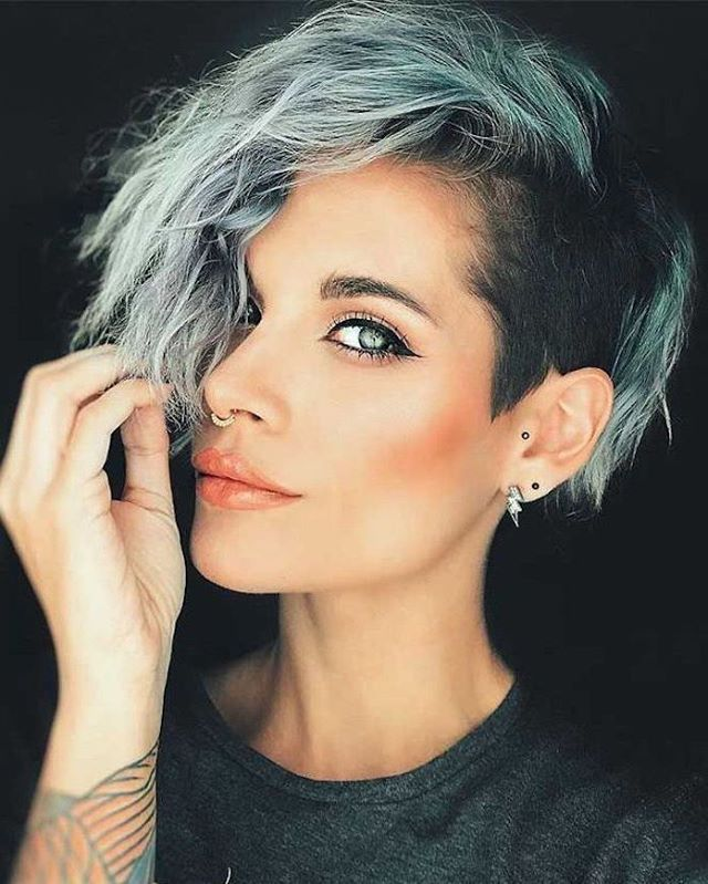 New Article Alert Follow The Link In Our Bio To Find 100 Beautiful And Elegant Short Haircuts Short Hair Undercut Thick Hair Styles Cool Short Hairstyles