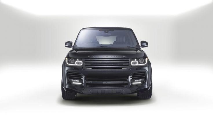 Overfinch Range Rover 2015