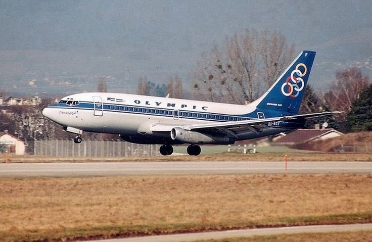 Olympic Airways B 737-284 (Poseidon) [SX-BCF]