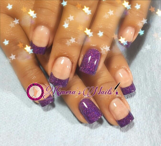 nails uñasbellas uñasacrilicas acrilycnails uñas diseño kimerasnails glitter