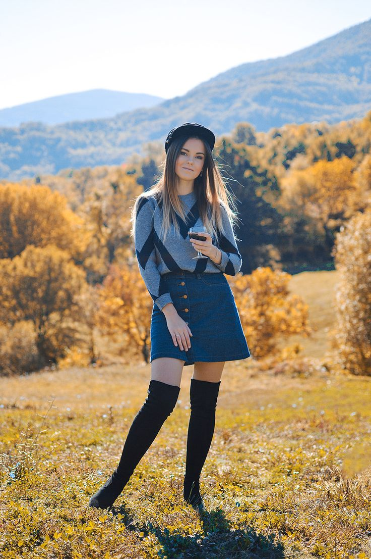 November in Florina / Shiny Honey Fashion and Lifestyle Blog by Tamara Bellis