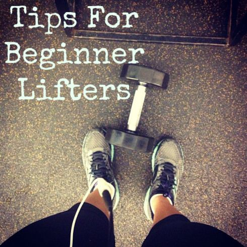 Whether you're a beginner or someone who has taken a lifting hiatus, here are some great tips for you!