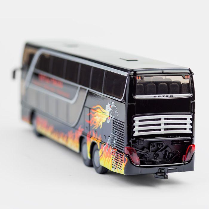 Ab auf Tour mit dem Metal Tours Reisebus von SIKU :) >> http://www.echtkind.de/fahrzeuge/siku/siku-gross/siku-doppelstock-reisebus-setra-3732.html