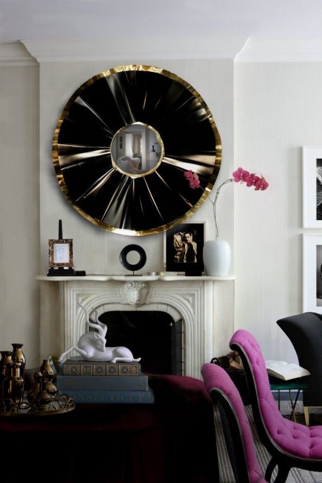 Top 10 Extravagant Wall Mirror for Living Room | Luxury ...