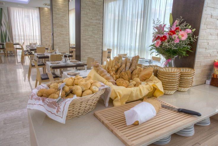 #HotelTabor, a #Rimini; si preoccupa di far avere ai suoi ospiti alimenti #Km0.  Siamo molto attenti anche variare menù in base alle vostre esigenze e intolleranze