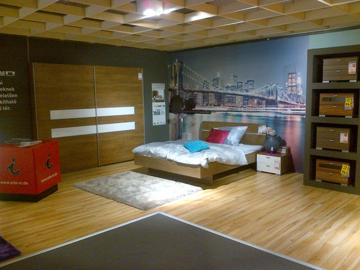 Showroom in Kika Budapest