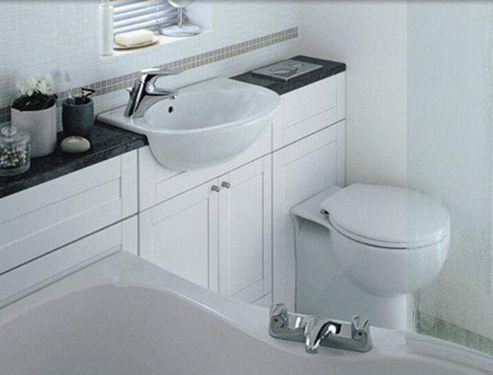 идеи для маленькой ванной - Поиск в Google