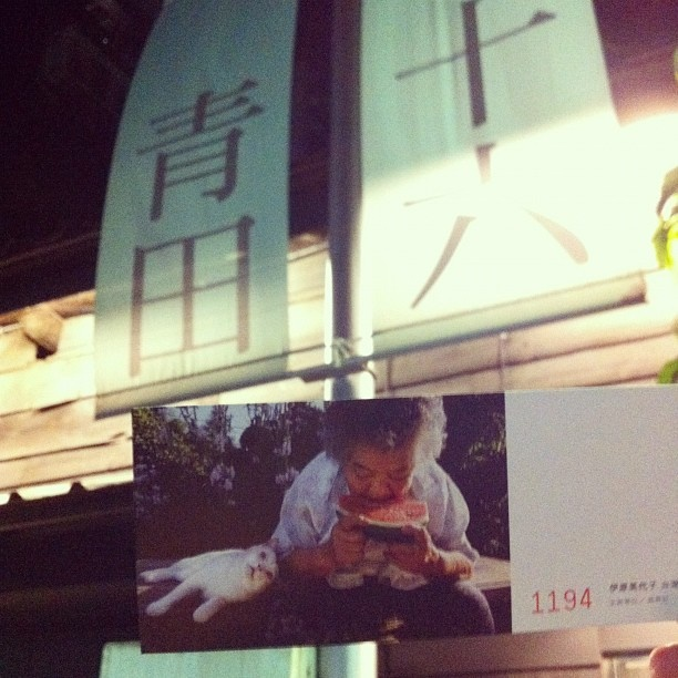 台北青田十六misao-and-fukumaru@imarktw- #webstagram