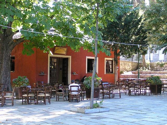 Kissos, Pelion, Greece by Catherine_S1, via Flickr