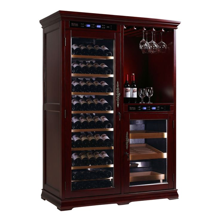 Wine Refrigerator Cabinets