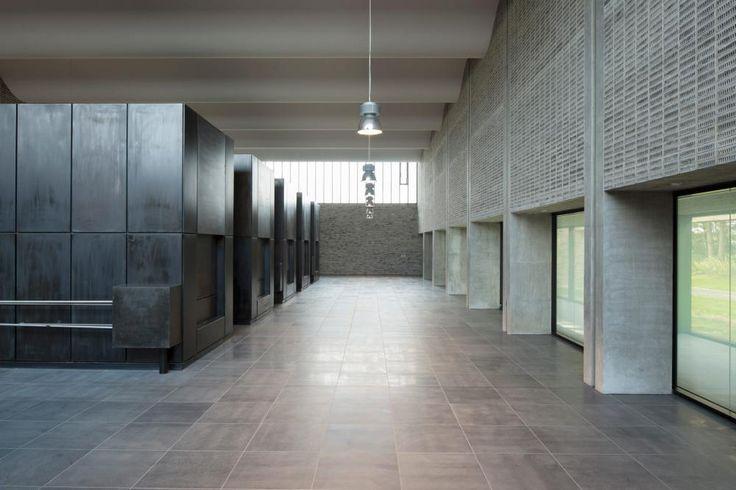 Henning Larsen, Crematorium, Ringsted, 2013 www.henninglarsen.com/