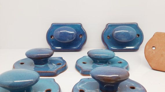 hook/towel hook/furnutire hook/ceramic by SultanTowels on Etsy