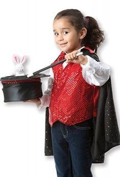 disfraz de mago de circo para niña - Buscar con Google