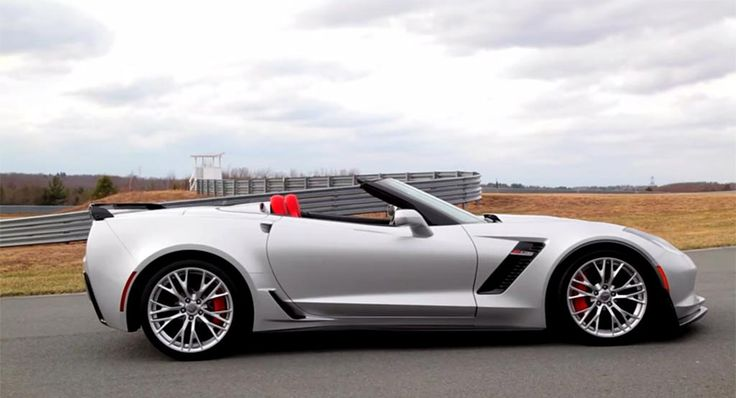 2015 Corvette Z06 with 650 HP and 650 lb-ft Torque