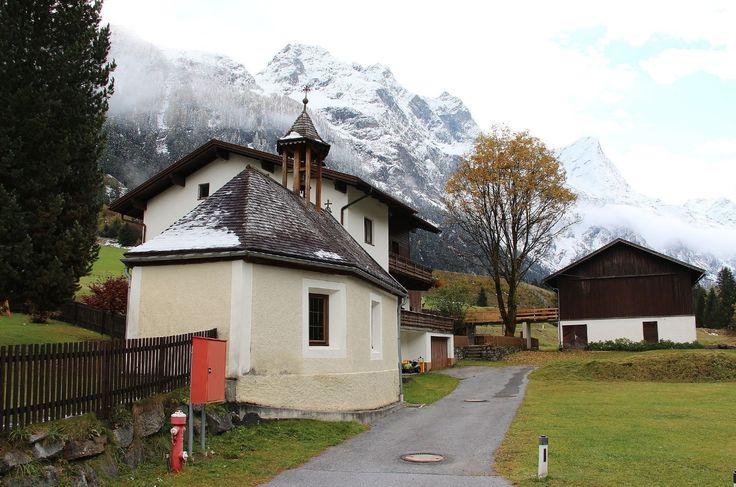 St. Leonhard im Pitztal-Piösmes, Kapelle (Imst) Tirol AUT