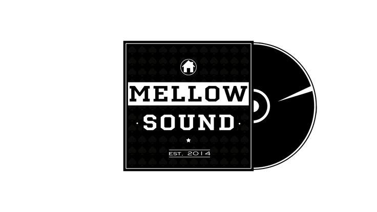 Logo for a record company. Option 2.